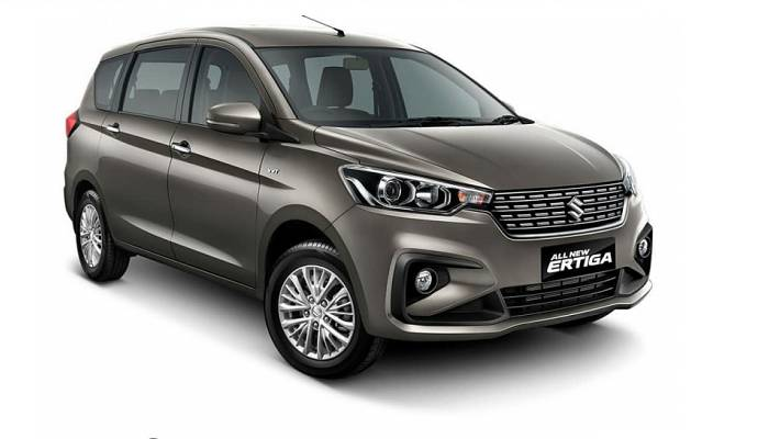 All New Ertiga full