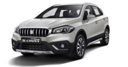 New SX4 S-Cross