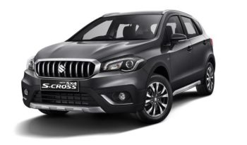 New SX4 S-Cross full