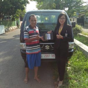 Bpk. Supri Pembeli Carry Pick Up Pekalongan