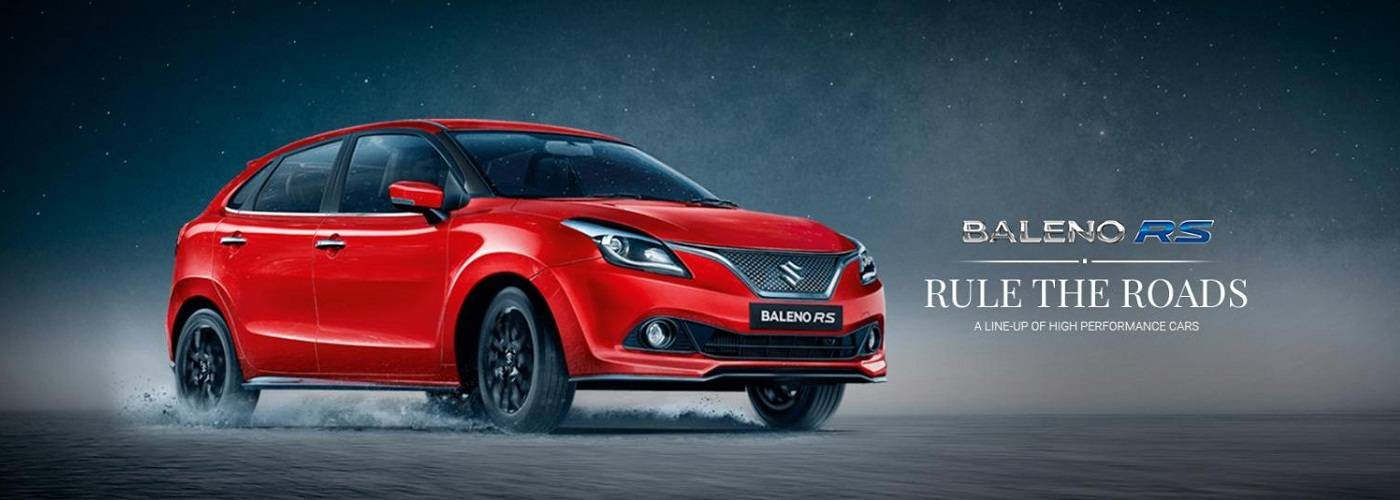 Harga All New Suzuki Baleno