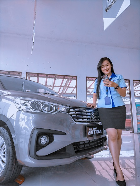 Sales Marketing Suzuki Gedong Jembar Pekalongan