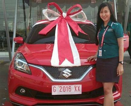 Sales Marketing Suzuki Pekalongan