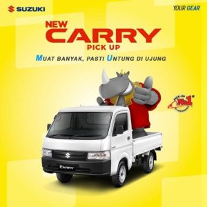 Promo New Carry Pick Up Pekalongan