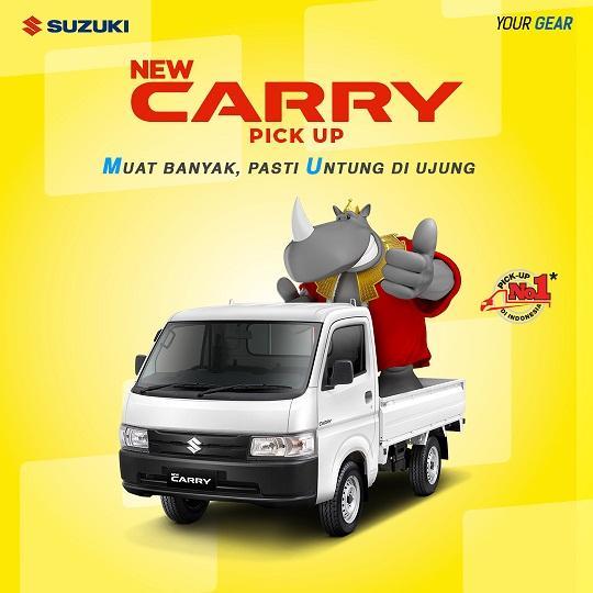 Promo New Carry Pick Up Pekalongan